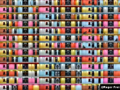 Les couleurs de l'architectured'Archifoto 2014
