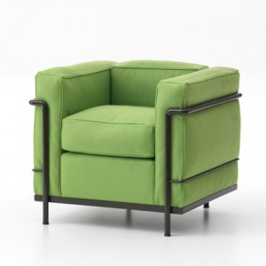 1011_Cassina_LC2_LeCorbusier_green
