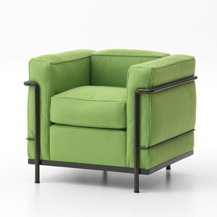 Le fauteuil culte LC2 de Le Corbusier en 7 couleurs