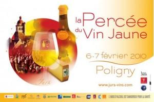 La Percée du Vin Jaune 2010