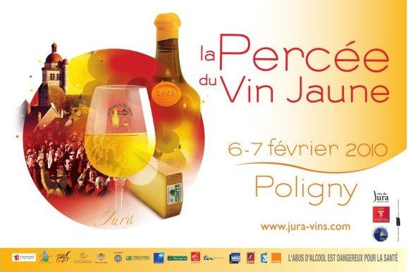 Le vin jaune, l'or du Jura