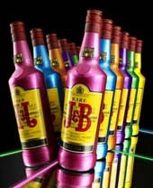 Excentric Colors by J&B, so british!
