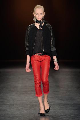 Dress Code pour le printemps: rouge!