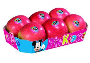 Nouveau : une pomme Pink Lady pour les enfants