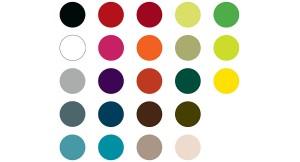 23 couleurs qui ont conquis le monde