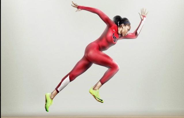 La Nike Volt Collection, un jaune qui a fait la différence aux JO