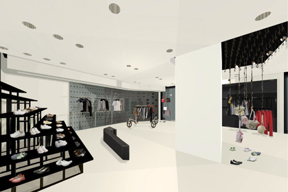 Le Black Store de Puma…