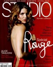 Studio Magazine Spécial Rouge