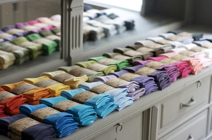 Chaussettes Archiduchesse en 30 couleurs