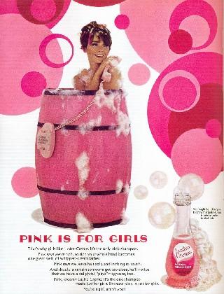 Le pink adore les filles