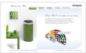 Brabantia Colour Your Bin