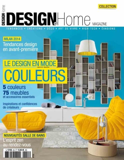 Le design en mode couleurs, à lire cet été !