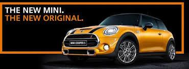 Orange, une couleur de voiture originale pour la nouvelle MINI