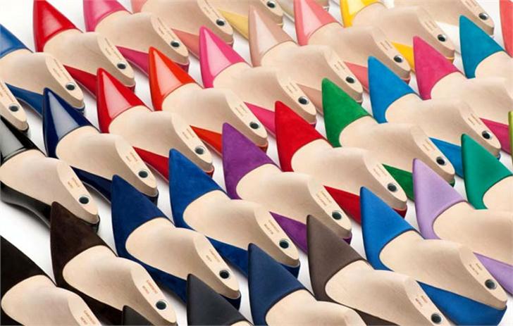 La couleur sur mesure chez Prada