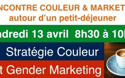 Stratégie Couleur et Gender Marketing